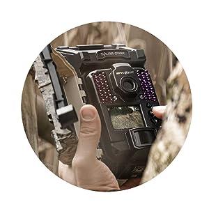 SOLAR-DARK Hunting Cam