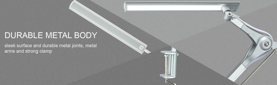 Swing Arm Desk Light