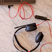 platonic speaker call focus comfortable accessories blackwire platronics encorepro poly talking
