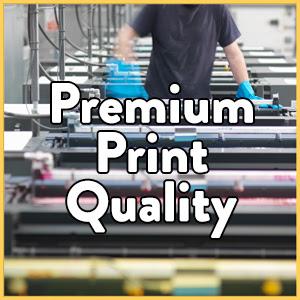 premium, print, quality