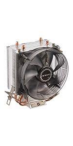 // AM2 A30 Antec CPU L/üfter Blauer LED 92 mm f/ür Intel LGA 775//1150//1151//1155//1156 und AMD-Buchse FM1 // AM3 // AM3 // AM2 // AM4