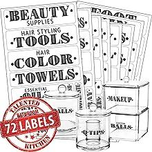 Bathroom amp; Beauty Label Set