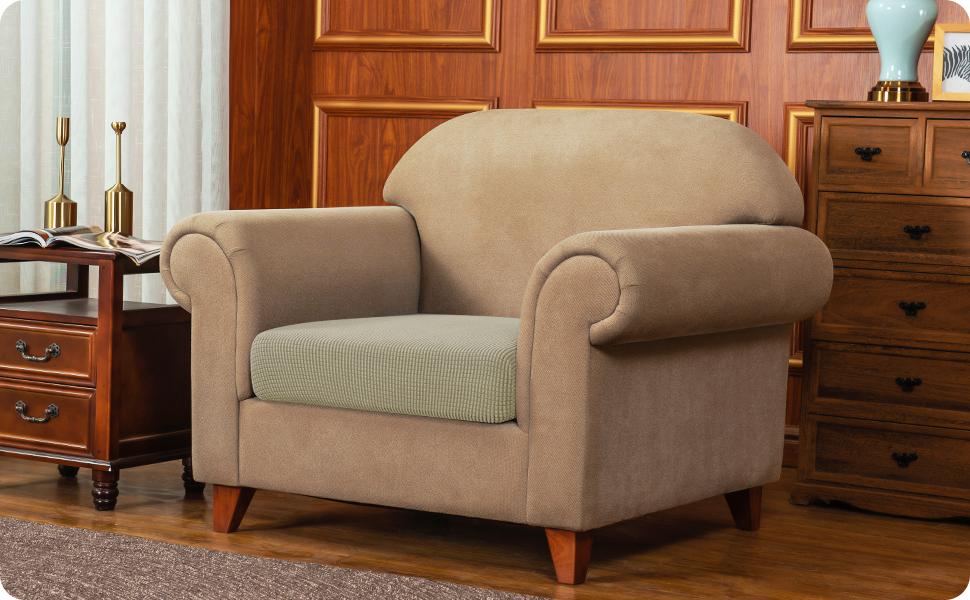 seat cushion slipcover