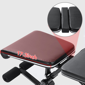 adjustable workout work out exercise gym bench home large adjustable cheap quality professional
