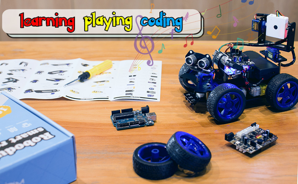 learning playing coding