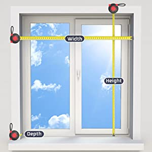 Measure the size of your window