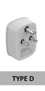 inida power adapter