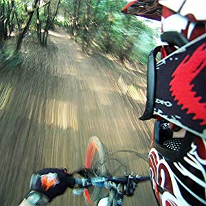 gopro curved mount