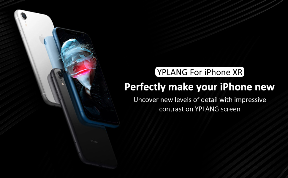YPLANG FOR IPHONE XR