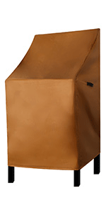 Patio Chair Covers 1 Pack