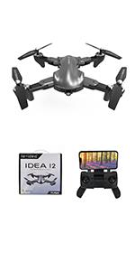 drones con camara 4k gps