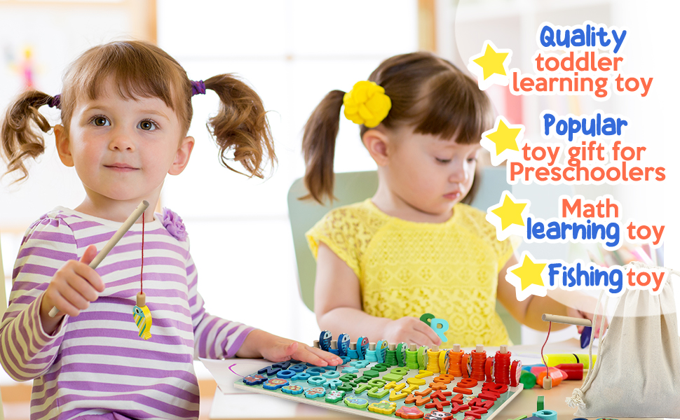 WOODEN PUZZLE EDUCATIONAL TOY