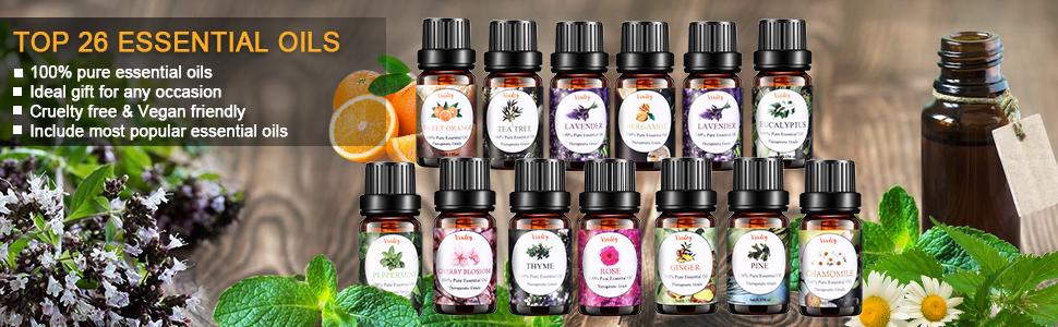 essential oils bulk