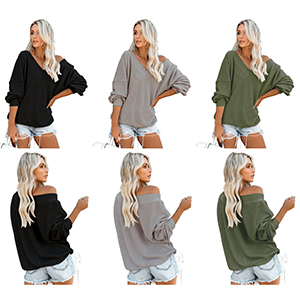 Pullover tops