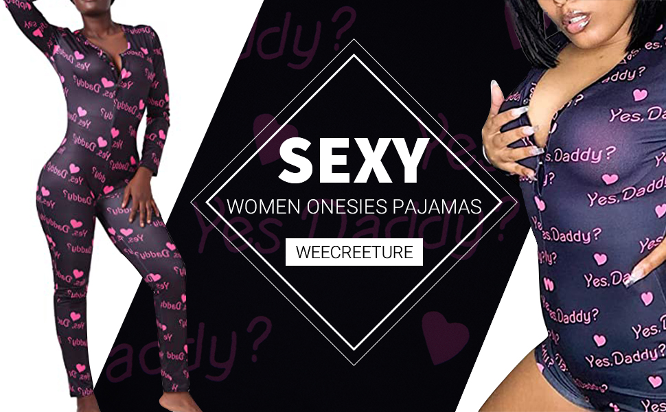 women onesies pajamas romper jumpsuit overalls bodycon boadysuit