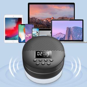 Radio de ducha con Bluetooth 5.0