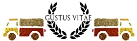 Gustus Vitae spices gourmet seasoning sea salt artisanal non gmo gift natural premium