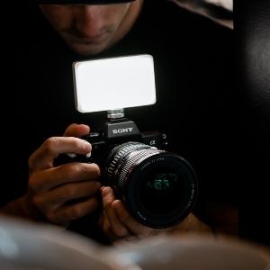 Lume Cube Panel Mini Two Colour Continuous Video Elektronik