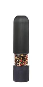 Electric pepper grinder