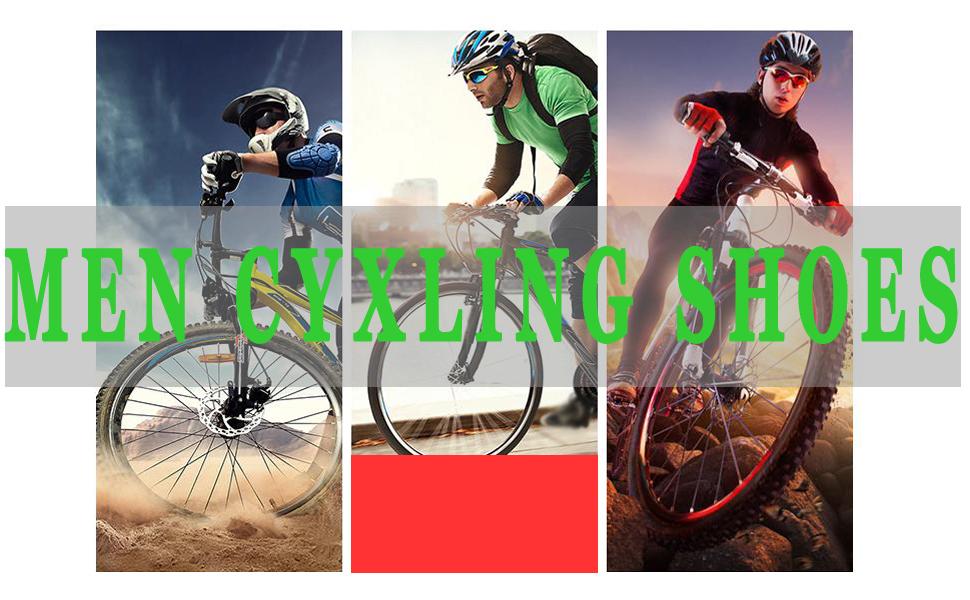 Men Cycling Shoes