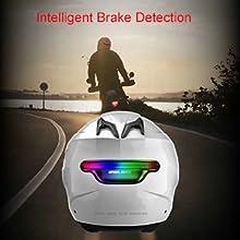 Intelligent Brake Detection