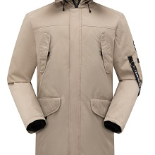 men winter padded jacket