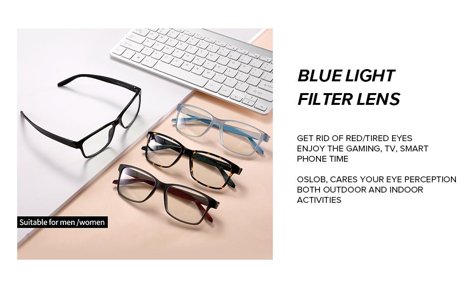 HIGH QUALITY BLUE LIGHT FILTER LENS