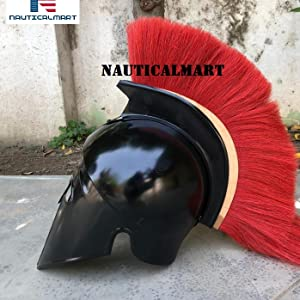 Corinthian Helmet-greek armor helmet