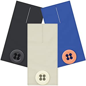 Skirt Trouser Jeans Button Waist Extenders PREGNANCY WEIGHT GAIN fat don't fit stretch extend expand