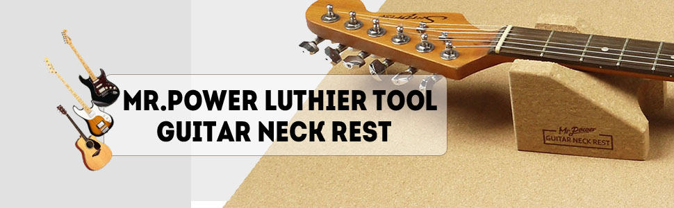 Guitar Neck Rest Support Premium Gitarren Nackenstütze für Elektrische /&