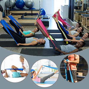 Fullbody exercise bands