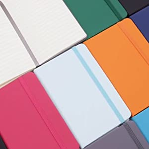 different colored journals bulk notebooks for office