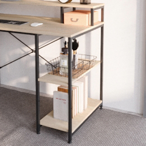 Open Storage shelves