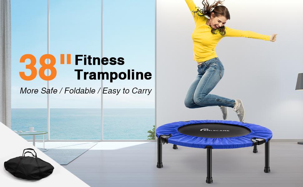 fitness trampoline