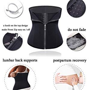 Midjeformare dam magväg sport korsett string midjeformare elektrisk extra stark fitness