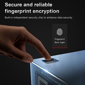 mini pc fingerprint