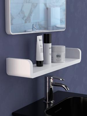 浴室用ラック 壁付けラック ラック 壁 浴室収納ラック バスラック 風呂場 ラック お風呂収納 壁掛けラック お風呂 収納 ラック