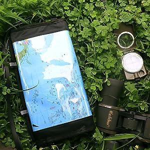 map case waterproof