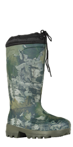 Nat's boots hunting boots mud boots for men waterproof insulated rubber boots