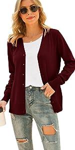 Vee Neck Classic Sweater