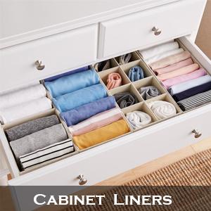 cabinet liner