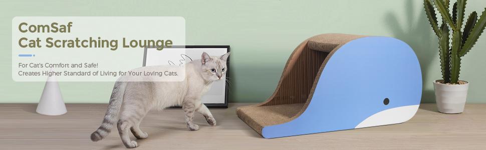 cat scratching pad scratcher