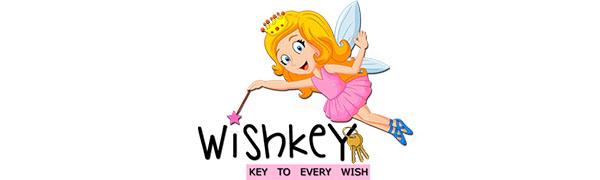 Wishkey Key to every wish Brand Name