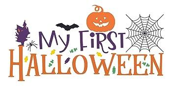 girls first halloween outfit