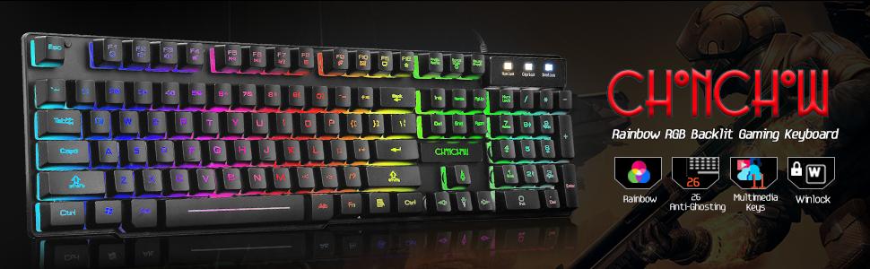 Enjoy Comfortably. Stick core Waterproof 35-Key RGB Backlit Keyboard Hongyushanghang Mechanical Keyboard Color : Black One-Handed Keyboard