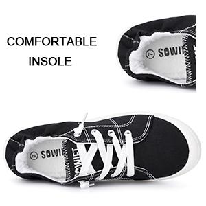 Low Top Canvas Sneaker