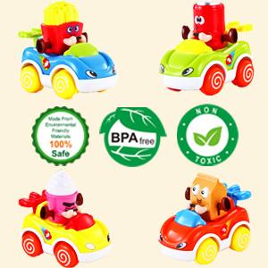 Cartoon Toy Cars