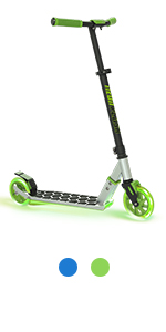 Amazon.com: Yvolution Y Glider XL | 3 Wheeled Scooter for ...
