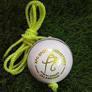APG White Hanging Cricket Ball