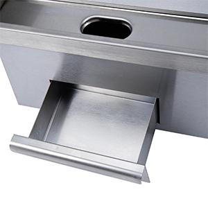 lapos tetejű grill